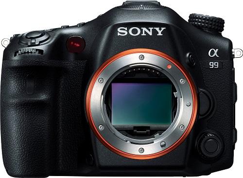 Sony Alpha SLT-A99V Full Frame SLR Digital Camera