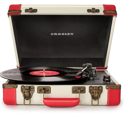 top 10 best portable record players in 2017 buyers reviews. Black Bedroom Furniture Sets. Home Design Ideas