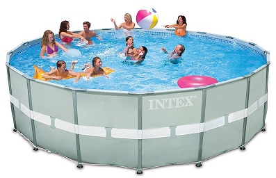 Top 10 Best Above Ground Swimming Pools In 2018 Reviews