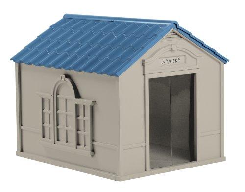 2. Suncast DH350 Dog House