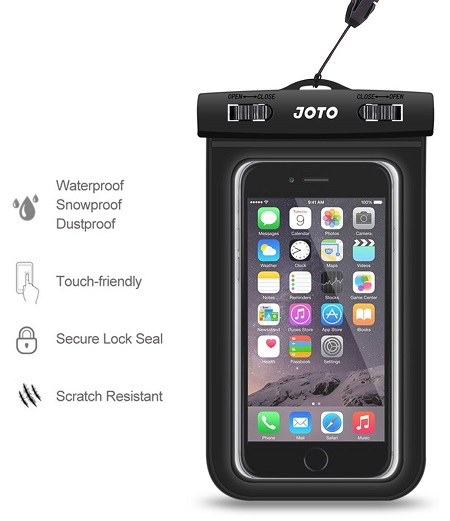 Joto Universal Waterproof Case Bag