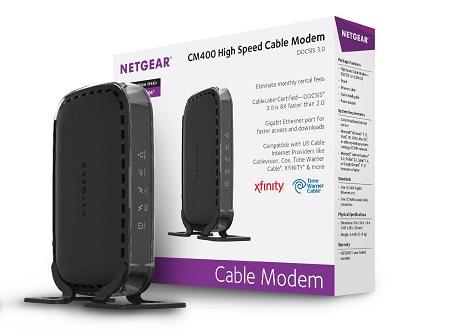 Netgear Docs Cable Modem