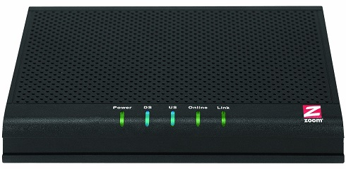Zoom Cable Modem