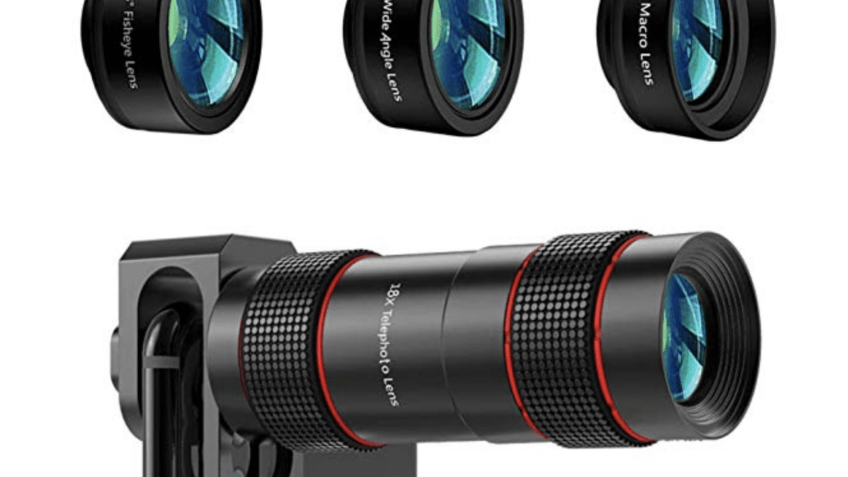 Cell Phone Camera Lens Kit (review) - ReviewAffi Reviews