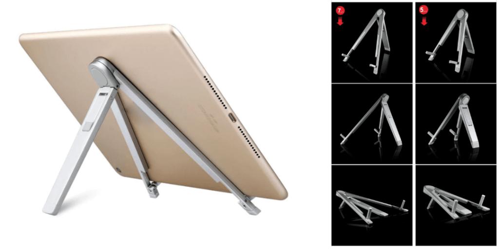 18. HECULAS Foldable Tablet Holder-Best Sellers Aliexpress