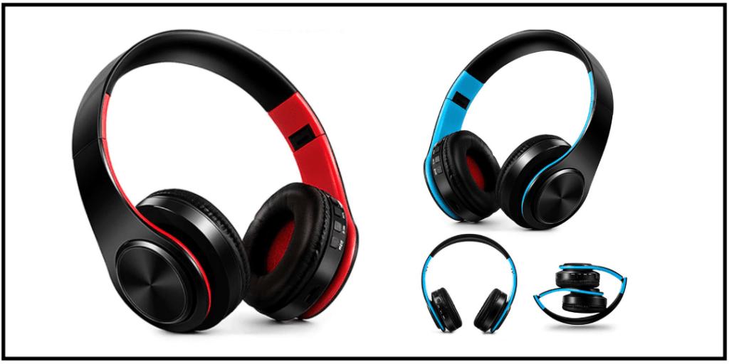 21. CATASSU Wireless Stereo Foldable Headphone-Best Sellers Aliexpress