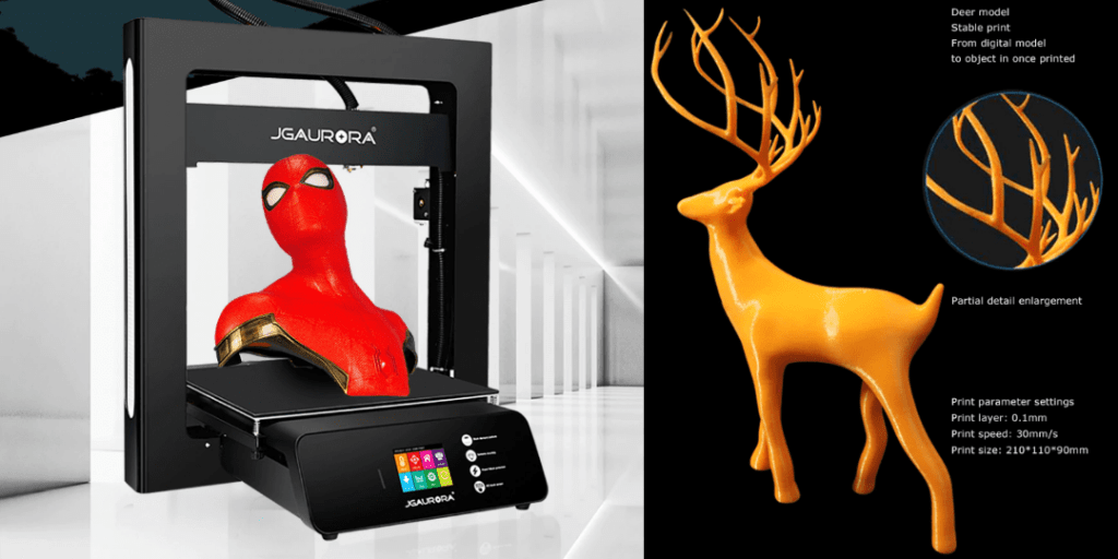 29. JGAURORA 3D Printer-Best Sellers Aliexpress