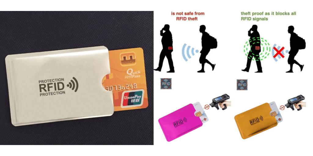49. Anti NFC Wallet-Best Sellers Aliexpress