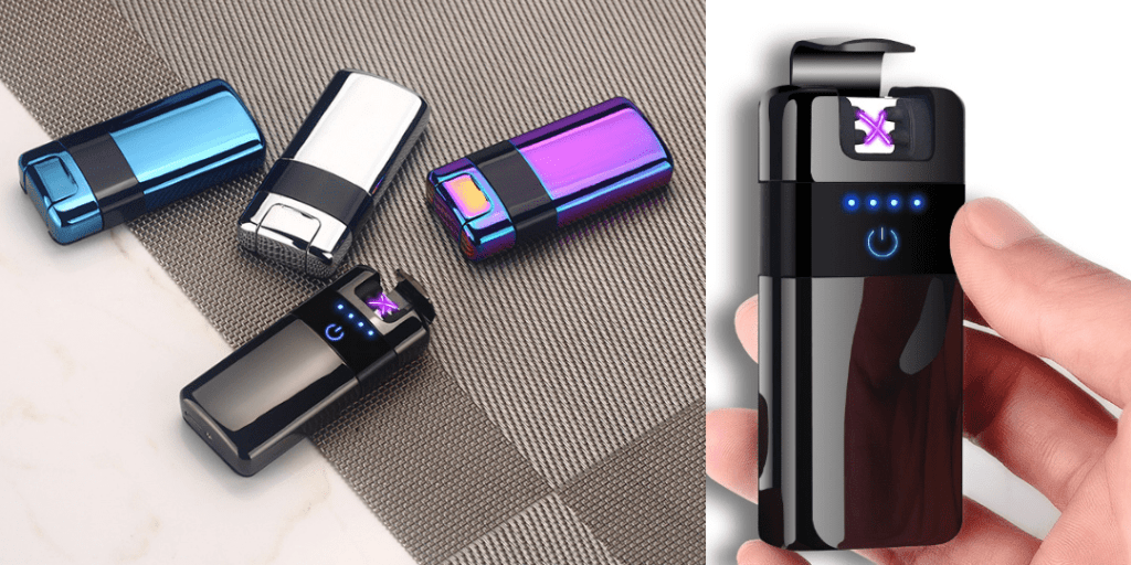 50. Electric Lighter Touch Screen-Best Sellers Aliexpress