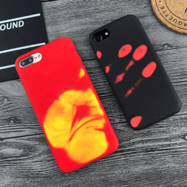 11. Thermal Sensor Heat Induction Full Back Phone Case-Best to buy things on aliexpress best sellers