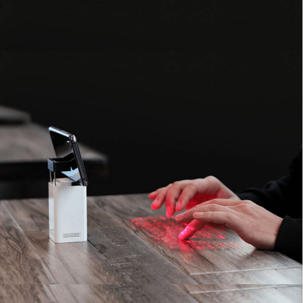 15. Bluetooth Virtual Laser Keyboard for Smartphones-Best to buy things on aliexpress best sellers