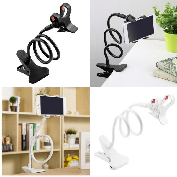 18. Multifunctional Lazy Bed Bracket Smartphone Holders-Best to buy things on aliexpress best sellers