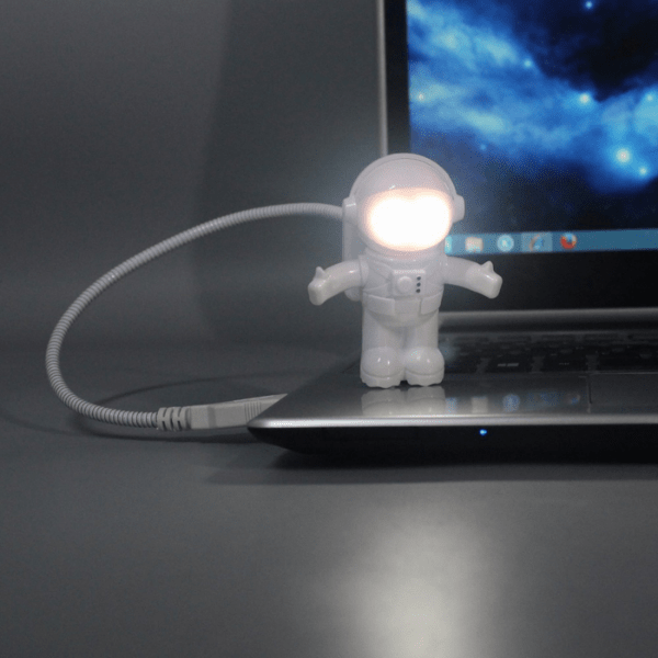 30. Funny Astronaut Adjustable USB LED Light for Computer-Best to buy things on aliexpress best sellers