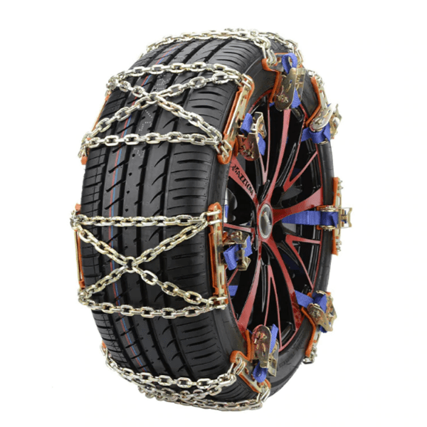 34. Universal Steel Truck Car Wheels Tyre Snow Chains for Road Safety-Best to buy things on aliexpress best sellers
