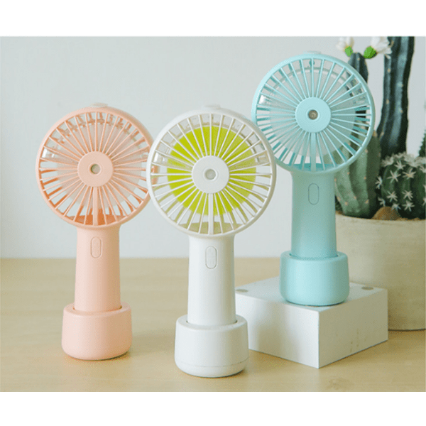 46. Portable Water Spray Mist Rechargeable Electic Fan-Best to buy things on aliexpress best sellers