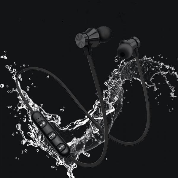 5. Magnetic Stereo Sports Waterproof in-ear Headset-Best to buy things on aliexpress best sellers