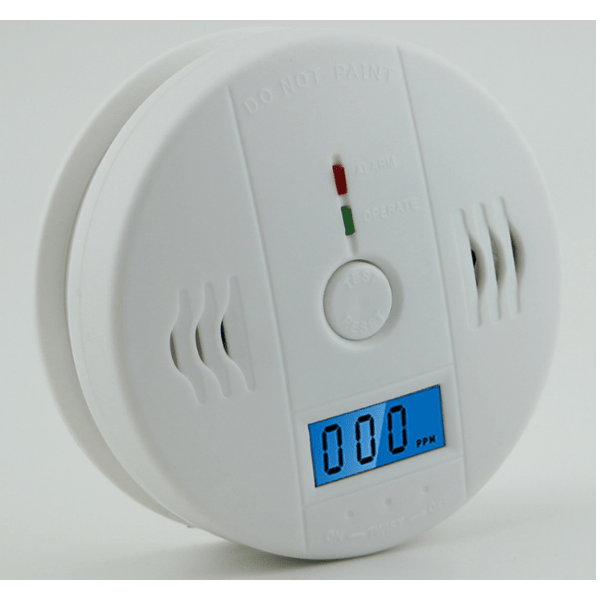 54. Carbon Monoxide Poisoning Warning Alarm Detector-Best to buy things on aliexpress best sellers