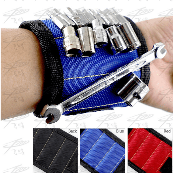 71. Magnetic Wristband Portable Tool Bag-Best to buy things on aliexpress best sellers