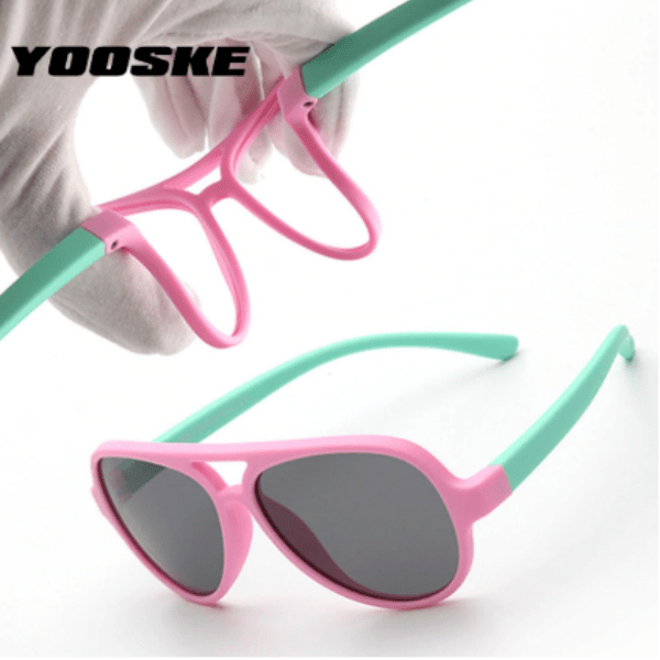 99. Child Safety Silicone Sunglasses UV400-Best to buy things on aliexpress best sellers