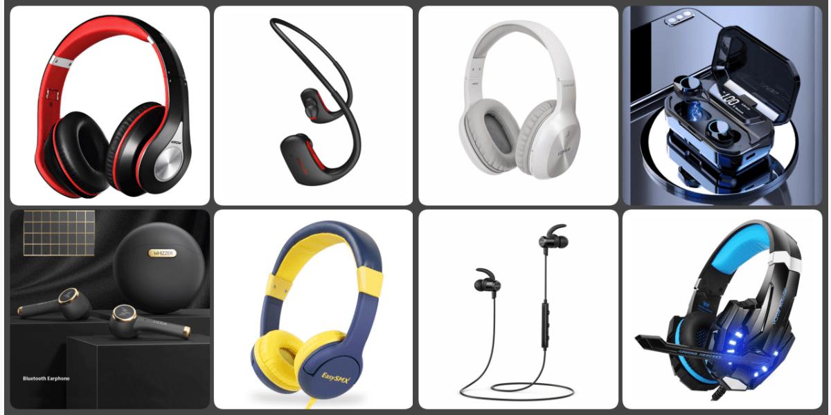 Best Headphones and Earphones on AliExpress