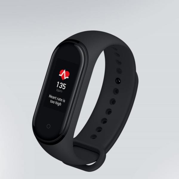 3. MI Band 4 - Best Chinese Fitness Tracker with Heart Rate Monitor