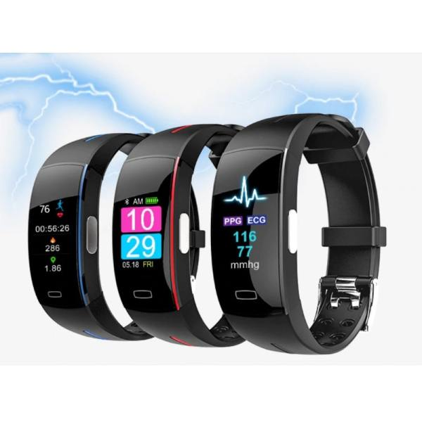9. H66 Plus Smart Fitness Band - Cheapest Chinese Fitness Tracker with Heart Rate Monitor