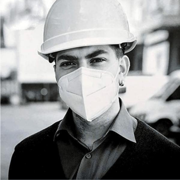 2. N95 Respirator Mask-Best Medical Face Mask for Corona Virus COVID19