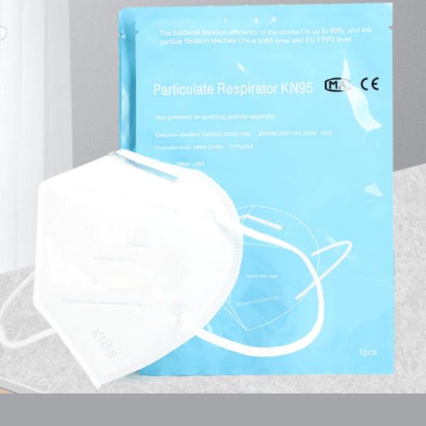 3. KN95 Respirator Mask-Best Medical Face Mask for Corona Virus COVID19