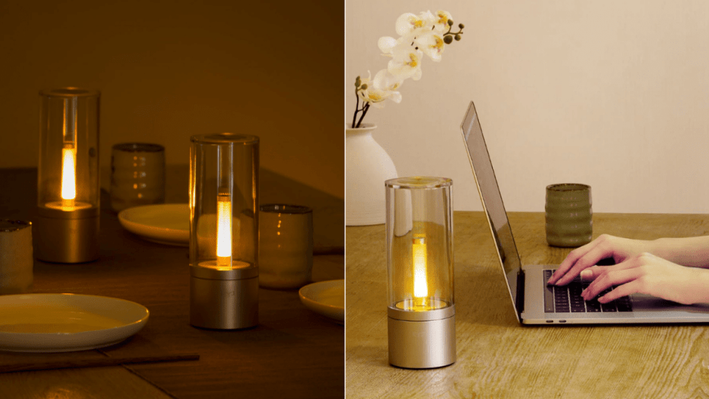 8. Xiaomi Mijia Yeelight Smart LED Candle Light-Best Xiaomi Products on Aliexpress