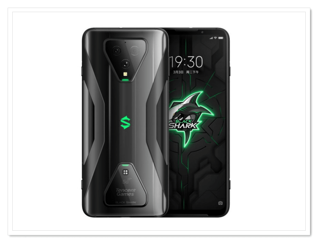 9. Xiaomi Black Shark 3-Best Xiaomi Smartphones, Best Xiaomi Mobiles, Best Xiaomi Phones, Latest Xiaomi Smartphones
