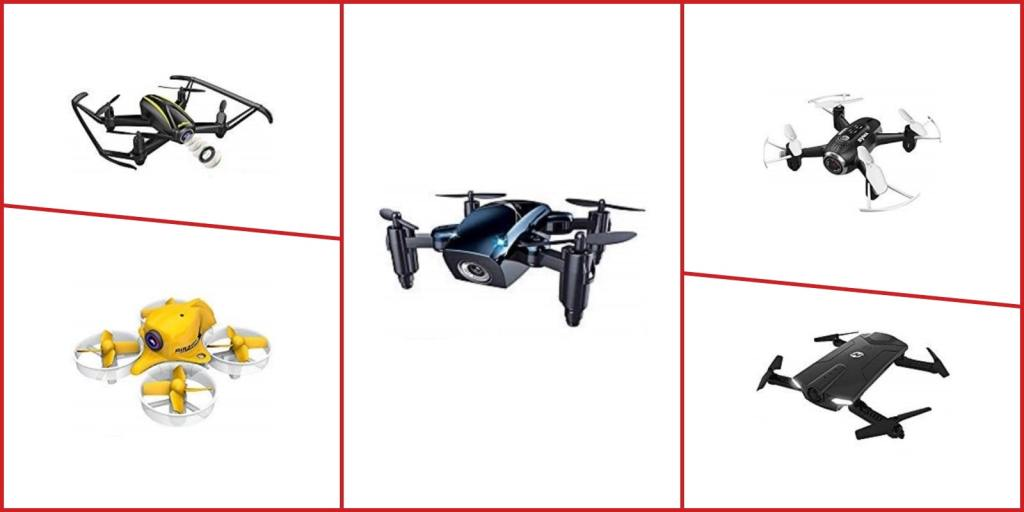 Best Mini Drones with Camera 2020-min