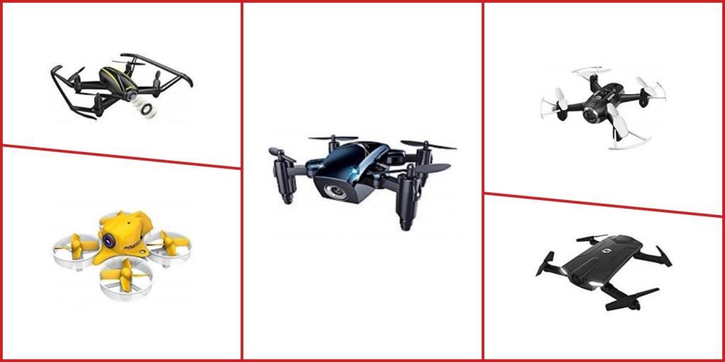 Best Mini Drones with Camera 2020-min