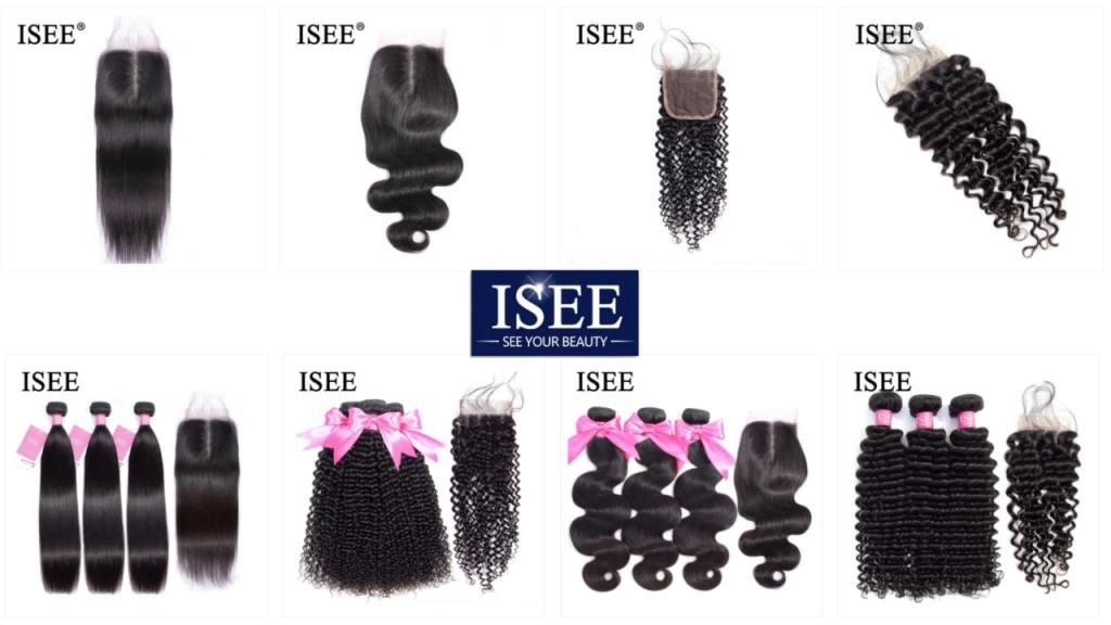 1. ISEE-Best Hair Vendors on AliExpress