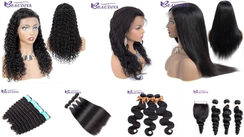 6. BEAUDIVA-best aliexpress hair vendors