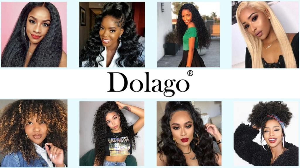 9. Dolago-best aliexpress hair vendors