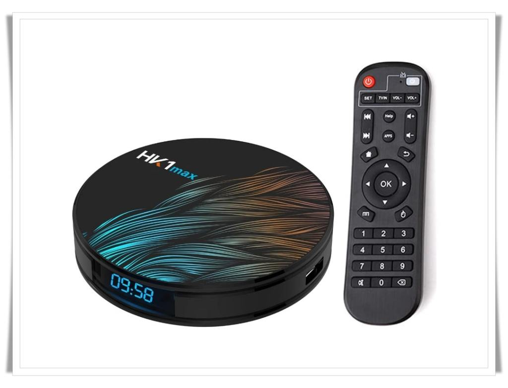 HK1 Max Android TV Box-Best Cheap Android TV Box