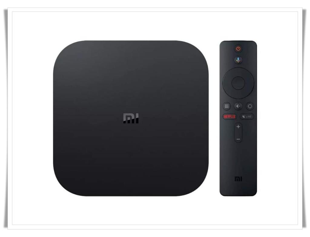 Mi Box Android TV-Best Android TV Box