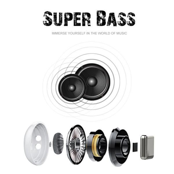 i500 TWS Airpods - Sound Quality