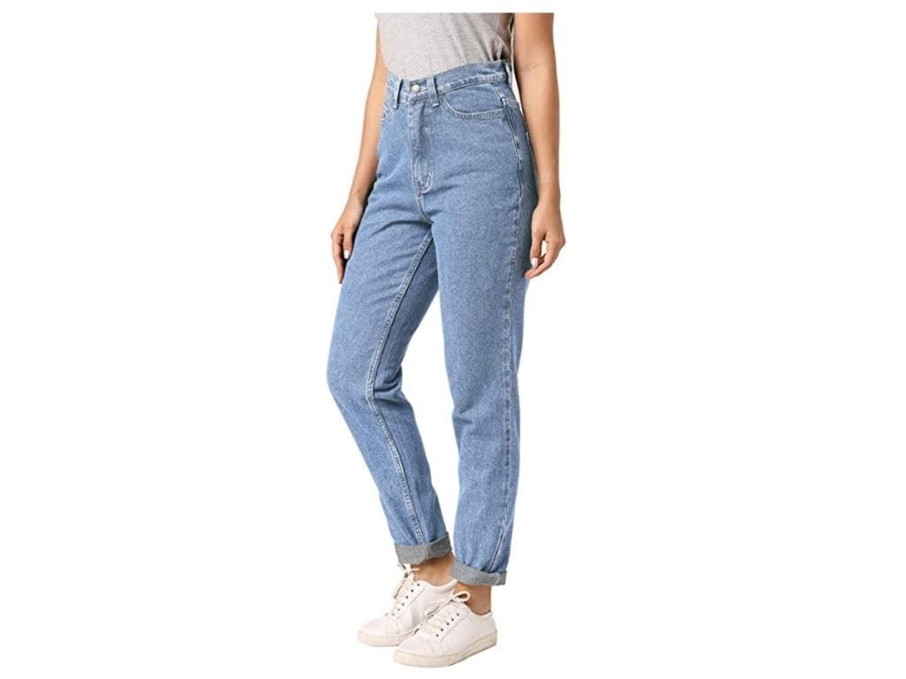 4. Mom Jeans - Teenage Clothing Fashion Trends