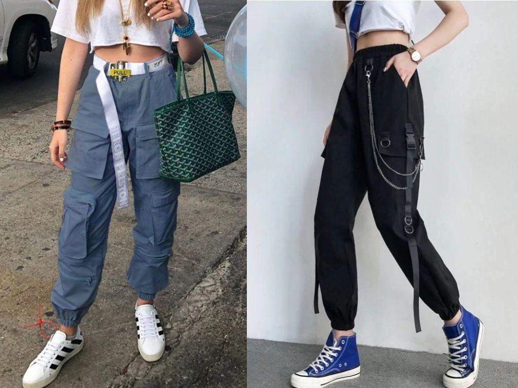 5. Cargo Pants - Teenage Clothing Fashion Trends