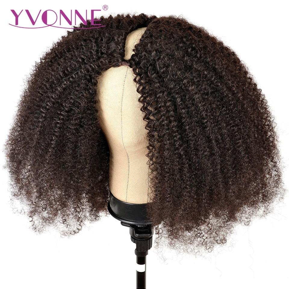 1.1. YVONNE Kinky Curly Virgin Hair-AliExpress Curly Hair