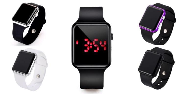 W2. LED Men Wristwatch-best selling aliexpress products
