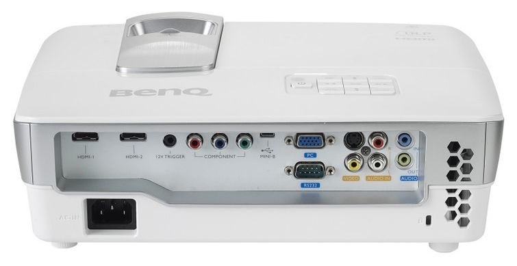 Review: BenQ W1070 Projector - Review Central Middle East