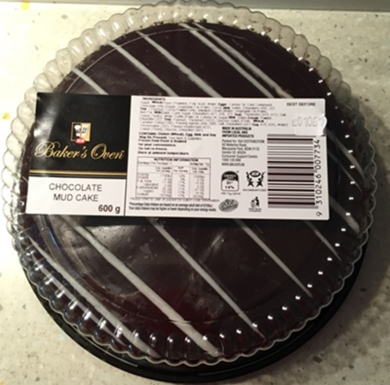 Chocolate Mud Cake From Iga Morley Review Review Clue