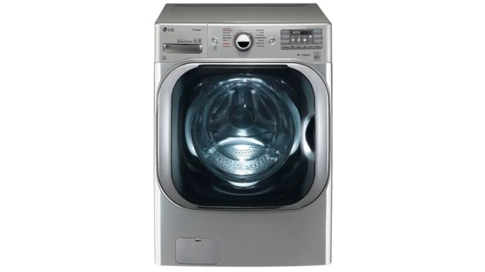 Lg Wm8100hva Front Loading Washer Review Reviewed