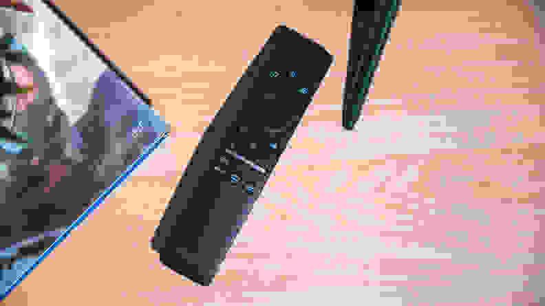 Samsung Q60T Remote Control