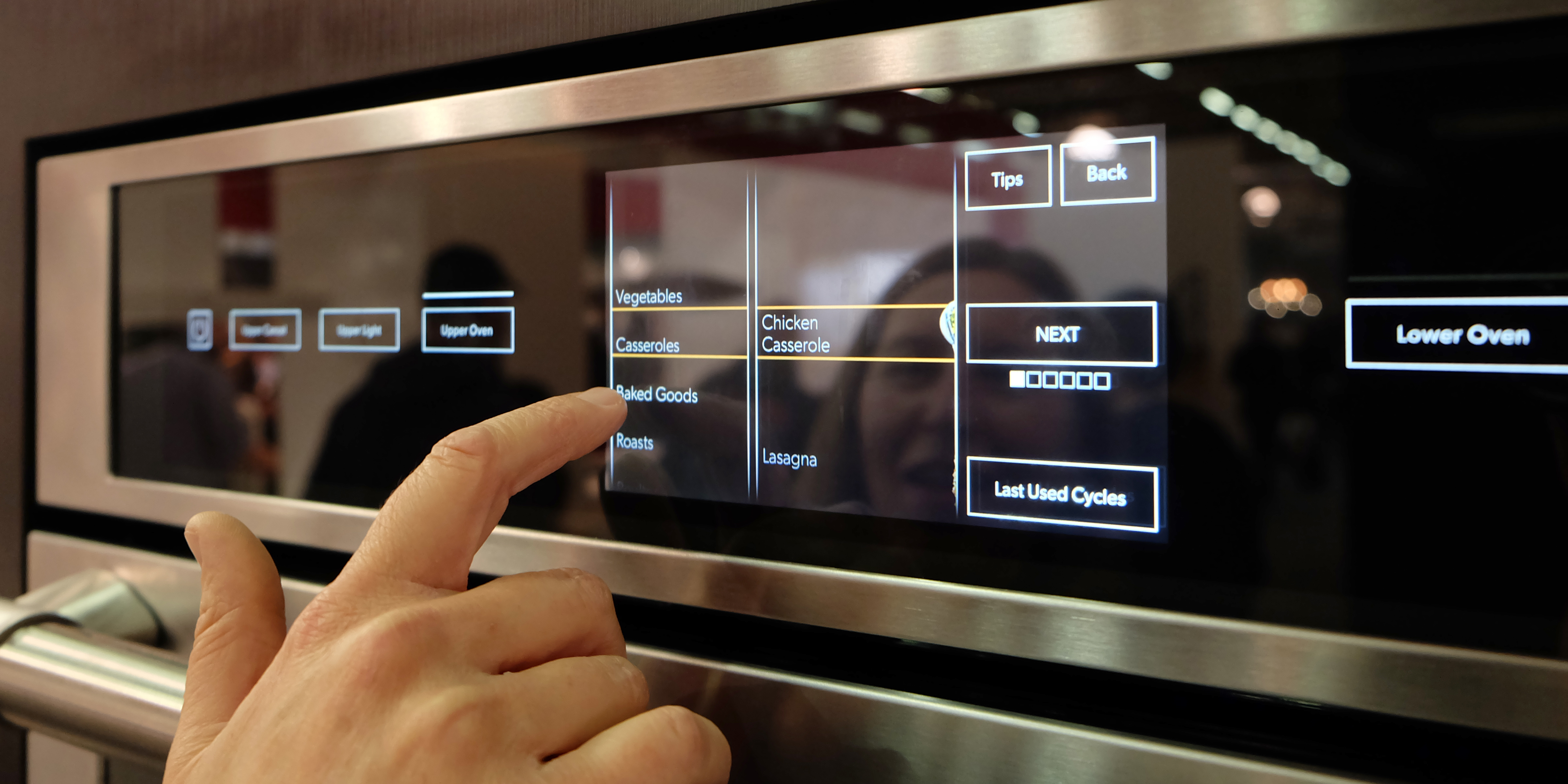 Handson with JennAirs New Futuristic Kitchen Appliances  Reviewedcom Ovens