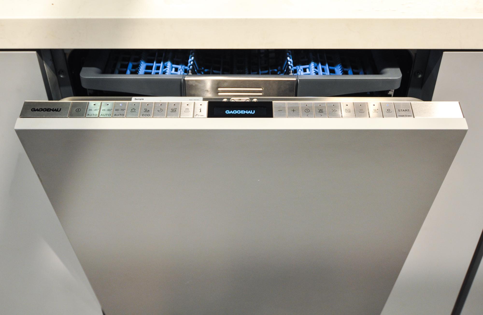 best kitchen appliance brand mid century table gaggenau's new dishwasher offers high-tech luxury ...