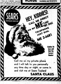 Sears Roebuck & Co. advertisement