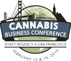 Second Annual Cannabis Business Conference in San Francisco, February, 2015.